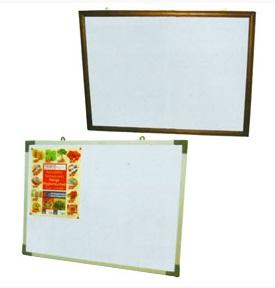 Soft Notice Board c/w Aluminium frame