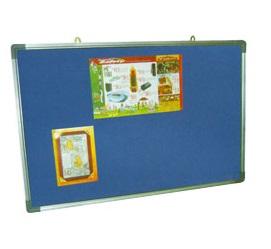 velvet notice board