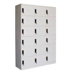 18 compartment steel locker office metal furniture selangor klang velley
