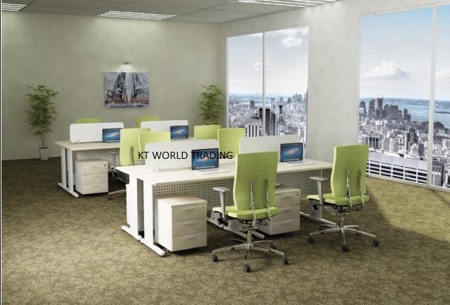 office furniture workstation office table mobile pedestal malaysia selangor klang velley petaling jaya kuala lumpur