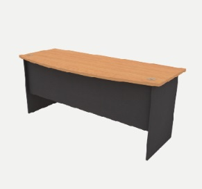 office writing table. Curve Writing Table Model : MP180CT Office T