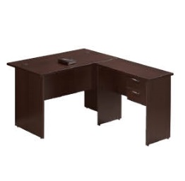 office writing table with side table office furniture table desk selangor shah alam