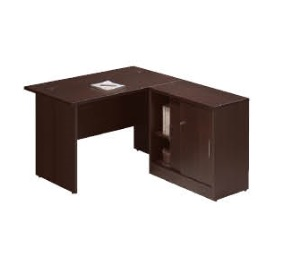 office writing table with cabinet office furniture table desk selangor klang velley