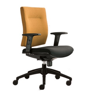 office executive lowback chair office furniture office exclusive chair selangor klang velley