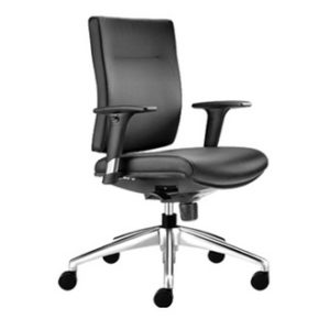 office executive lowback chair office furniture office exclusive chair selangor kuala lumpur