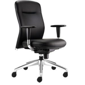 office executive mediumback chair office furniture office exclusive chair selangor shah alam