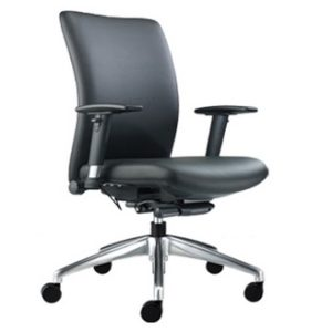 office executive mediumback chair office furniture office exclusive selangor klang velley