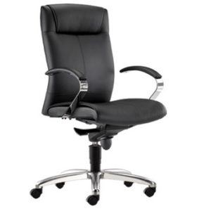 office executive mediumback chair office furniture office exclusive chair selangor kuala lumpur
