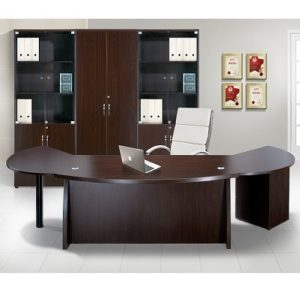 office modern director table with fixed pedestal office furniture executive table desk selangor damansara