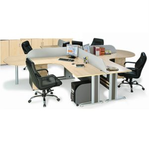 office writing table set office furniture office exclusive table desk sleangor petaling jaya