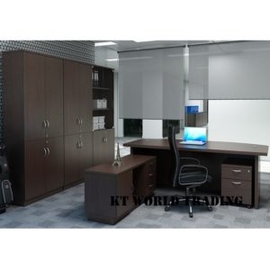 QX 2100-ID DIRECTOR TABLE SET + CABINET OFFICE FURNITURE MALAYSIA SELANGOR SHAH ALAM KUALA LUMPUR KLANG VALLEY