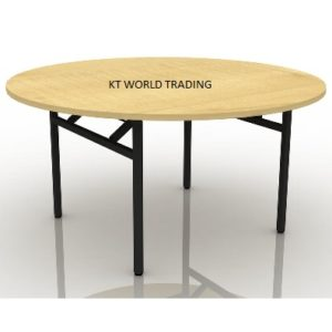ROUND FOLDING TABLE banquet table selangor kuala lumpue