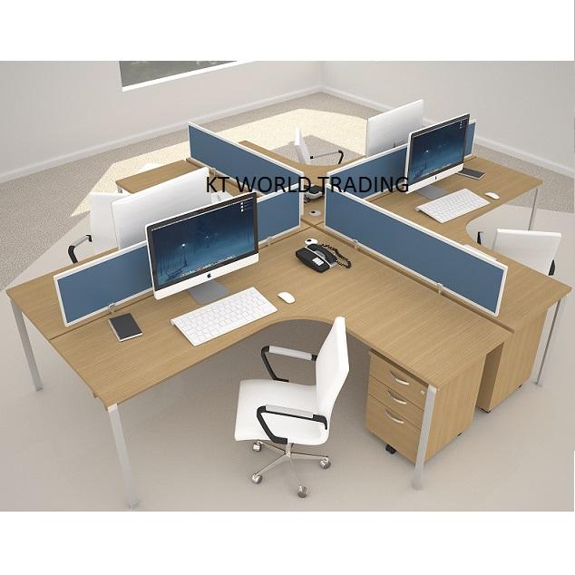 Modern Design Office Partition Workstation