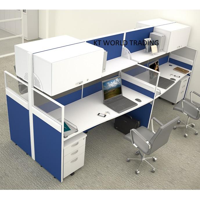 Modern design office partition workstation for Modern office partition design