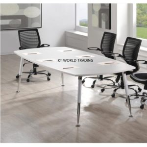 BOAT SHAPE CONFERENCE TABLE D305 office furniture malaysia selangor petaling jaya damansara kuala lumpur