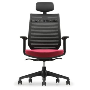ZN8210N_24D36_01 PRESIDENTIAL HIGH BACK FABRIC office executive mesh chair