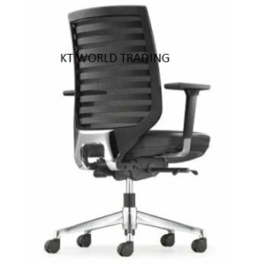 ZN8211L-14D98 PRESIDENTIAL MEDIUM BACK LEATHER office executive mesh chair