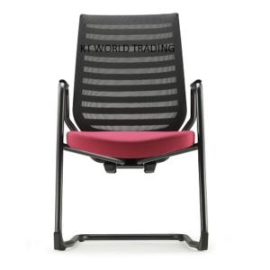 ZN8213N-85EA_02 VISITOR CONFERENCE CHAIR FABRIC -office executive mesh chair