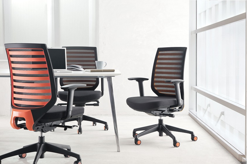 Zenith Set office mesh chair ofiice furniture