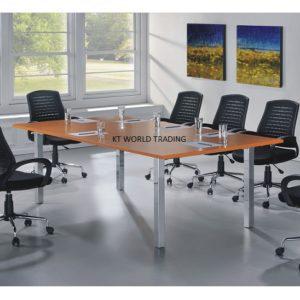 RECTANGULAR CONFERENCE TABLE D 268 office furniture malaysia selangor shah alam klang velley petaling jaya