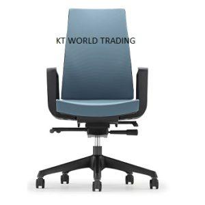 CV6111F-24A66-MB_02 PRESIDENTIAL MEDIUM BACK chair office furniture malaysia selangor klang velley kuala lumpur petaling jaya