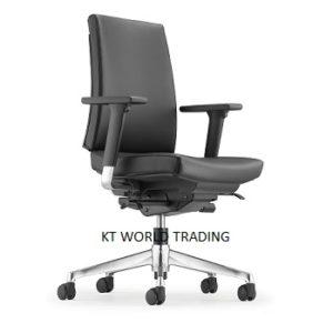 CV6112L-14D98-LB_01 EXECUTIVE LOW BACK chair  office furniture malaysia selangor klang velley kuala lumpur petaling jaya