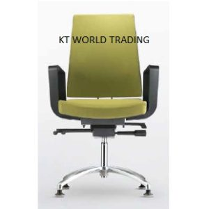 CV6113F-90CA66- CONFERENCE-VISITOR  chair WITH ARM office furniture malaysia selangor kuala lumpur klang velley shah alam