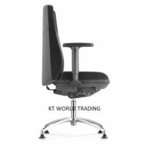 HG6213F-90CD30- VISITOR CONFERENCE CHAIR WITH ARM office executive chair malaysia selangor kuala lumpur klang velley petaling jaya