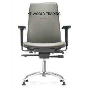 HG6213L-90CD98- VISITOR CONFERENCE CHAIR WITH ARM office executive chair malaysia selangor kuala lumpur klang velley petaling jaya