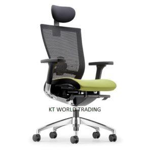 MX8110-10D58_HB-03 - PRESIDENTIAL HIGH BACK chair - FABRIC office furniture malaysia selangor kuala lumpur petaling jaya klang velley