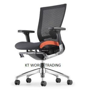 MX8111N-10D58_MB-03 PRESIDENTIAL MEDIUM BACK chair - FABRIC office furniture malaysia selangor kuala lumpur petaling jaya klang velley