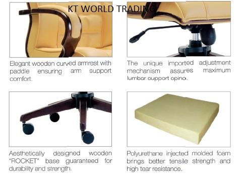 presidential chair ceo chair office furniture malaysia selangor kuala lumpur petaling jaya klang valley
