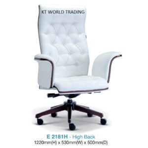 E2181H DIRECTOR HIGHBACK CHAIR presidential chair ceo chair office furniture malaysia selangor kuala lumpur petaling jaya klang valley