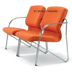 KT 702 2 SEATER LINK CHAIR executive link chair office furniture malaysia selangor kuala lumpur klang valley petaling jaya