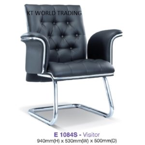 KT1084S VISITOR conference CHAIR presidential chair ceo chair office furniture malaysia selangor kuala lumpur petaling jaya klang valley