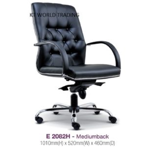 KT2082H PRESIDENT MEDIUMBACK CHAIR presidential chair ceo chair office furniture malaysia selangor kuala lumpur petaling jaya klang valley