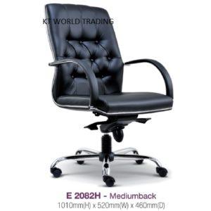 KT2082H PRESIDENT MEDIUMBACK CHAIR presidential chair ceo chair office furniture malaysia selangor kuala lumpur petaling jaya klang valley