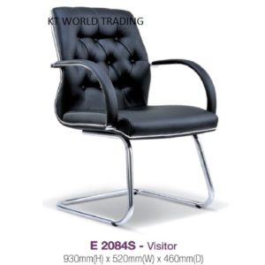 KT2084S VISITOR CHAIR presidential chair ceo chair office furniture malaysia selangor kuala lumpur petaling jaya klang valley