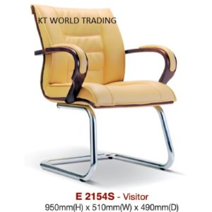 KT2154S VISITOR/conference CHAIR presidential chair ceo chair office furniture malaysia selangor kuala lumpur petaling jaya klang valley
