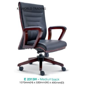 KT2313H PRESIDENT MEDIUMBACK CHAIR presidential chair ceo chair office furniture malaysia selangor kuala lumpur petaling jaya klang valley