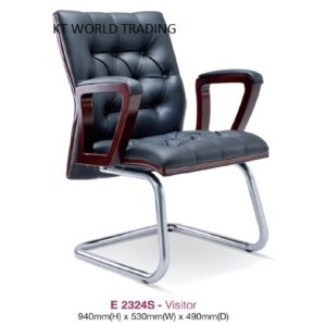 KT2324S VISITOR CHAIR presidential chair ceo chair office furniture malaysia selangor kuala lumpur petaling jaya klang valley