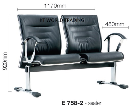 Office Furniture Executive Link C end 7252018 1115 AM : KT758 2 SEATER LINK CHAIRjpg 2 <strong>Big</strong> Office Chair from www.lelong.com.my size 527 x 434 jpeg 40kB