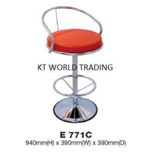 KT 771C BAR STOOL stool chair office furniture malaysia selangor kuala lumpur klang valley petaling jaya