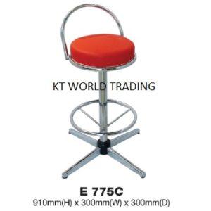 KT 775C BAR STOOL stool chair office furniture malaysia selangor kuala lumpur klang valley petaling jaya