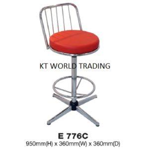 KT 776C BAR STOOL stool chair office furniture malaysia selangor kuala lumpur klang valley petaling jaya