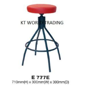 KT 777E BAR STOOL stool chair office furniture malaysia selangor kuala lumpur klang valley petaling jaya