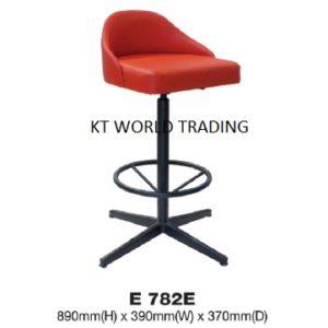 KT 782E BAR STOOL stool chair office furniture malaysia selangor kuala lumpur klang valley petaling jaya