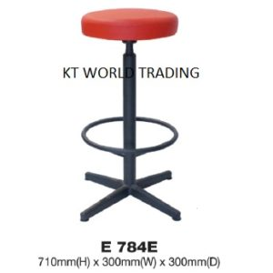 KT 784E BAR STOOL stool chair office furniture malaysia selangor kuala lumpur klang valley petaling jaya