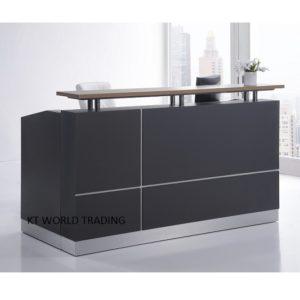 S99 (1) RECEPTION COUNTER modern design reception desk office furniture malaysia selangor kuala lumpur klang valley petaling jaya