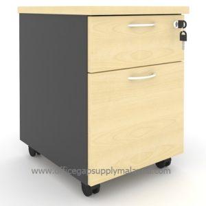 kt-g2 mobile pedestal 1 drawer 1 filing drawer MALAYSIA KUALA LUMPUR SHAH ALAM KLANG VALLEY